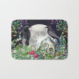 Raven Moon Magick Bath Mat