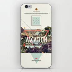 island Vacation iPhone & iPod Skin