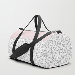 Forget Pink Boarder 2 Duffle Bag