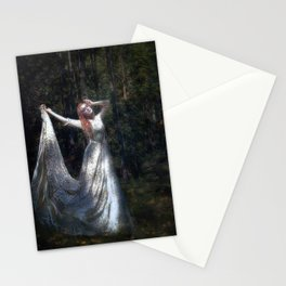 Songs of the Moon Stationery Cards