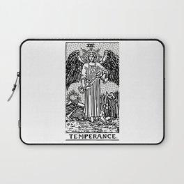 Modern Tarot Design - 14 Temperance Laptop Sleeve