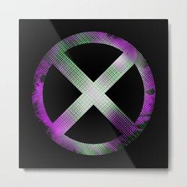 X-Men Metal Print