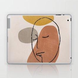 Portrait 1 Laptop & iPad Skin