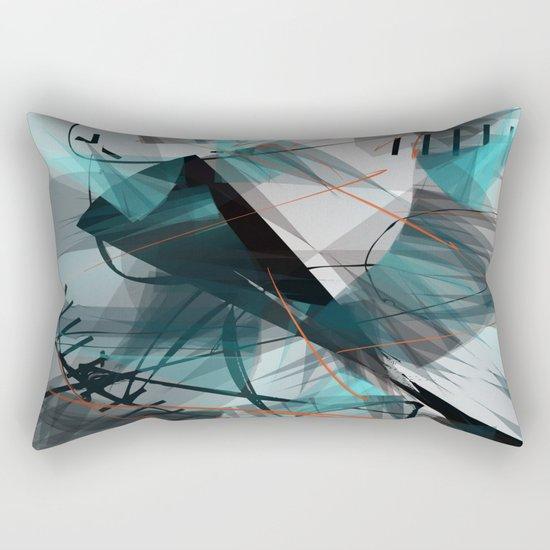 Huebsches Sammelsurium Rectangular Pillow