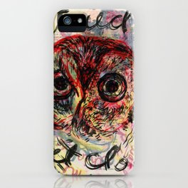 I Tried to Get Close to You iPhone Case