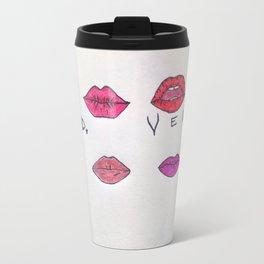 Wild Veil lips Travel Mug