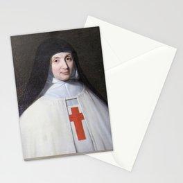 Philippe de Champaigne - La mre Angelique Arnauld Stationery Cards