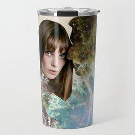 jane and serge space Travel Mug