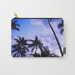 Twilight Palms Carry-All Pouch