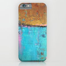 Montego Bay - Urban Abstract Painting iPhone 6s Slim Case
