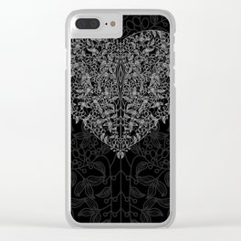 Tanya Clear iPhone Case