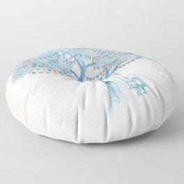 The Start of Something Floor Pillow