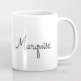 Marquise Coffee Mug