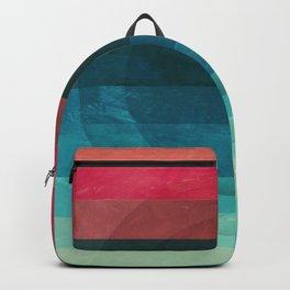 Colors Feels Like We Only Go Backwards - V04 Backpack