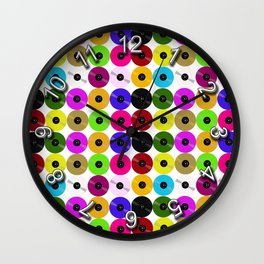 Vinyl- The Collector's Edition Wall Clock