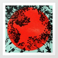 sugar maple 2 Art Print