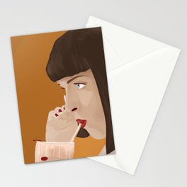 $5 Milkshake Stationery Cards