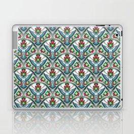 Bluebird Art Deco Pattern  Laptop & iPad Skin