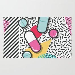Pills pattern 018 Rug
