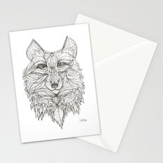 Mr Wolf Stationery Cards
