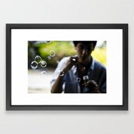 Ludic Framed Art Print