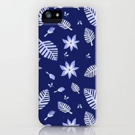 Tropics Print 4 iPhone Case