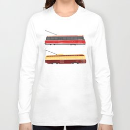 Streetcars Long Sleeve T-shirt