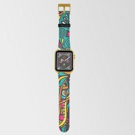 Flowers of joy Apple Watch Band
