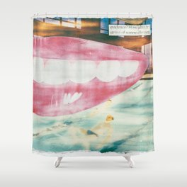 sunny day upsets Shower Curtain