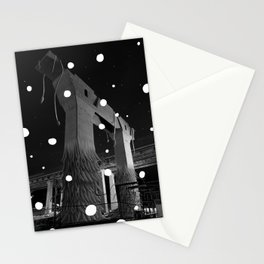 Anger Head Work Stationery Cards