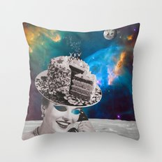 Dating Line Throw Pillow