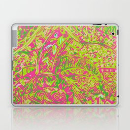 Hawaian Ancient Pai Pai Patten Laptop & iPad Skin