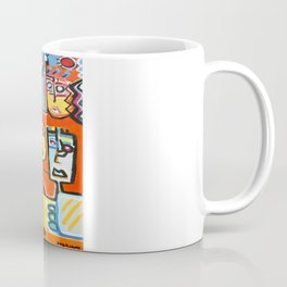 FUNKY CITY 1-BY DEREK ERSKINE Coffee Mug