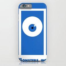 Monsters, inc. Slim Case iPhone 6s