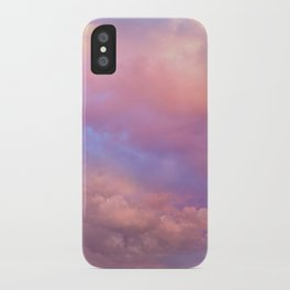 See the Dawn (Dawn Clouds Abstract) iPhone Case
