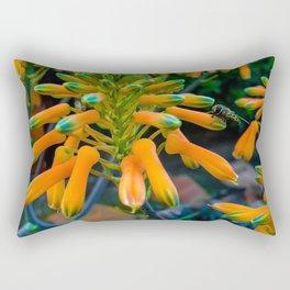 Taken on iPhone 5s Rectangular Pillow