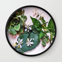 Arrangement 3-2015 Wall Clock