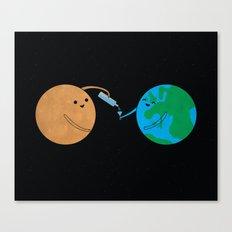 Good Guy Mars Canvas Print