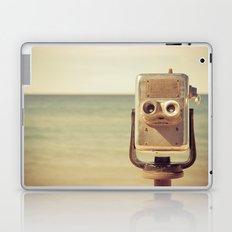 Robot Head Laptop & iPad Skin