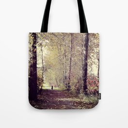 Story Book Forest Tote Bag