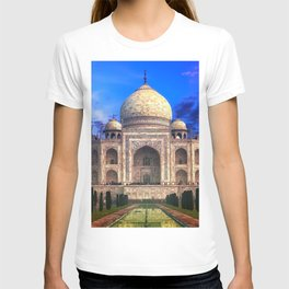 Fascinating Gorgeous Antique Fairytale Castle Asia UHD T-shirt