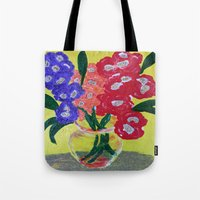 oakland Tote Bags featuring Oakland Glad by Oakland.Style
