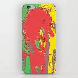 ZiRasta iPhone Skin