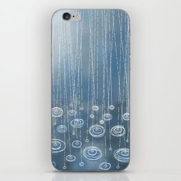 Another Rainy Day iPhone Skin