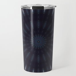 Pleated Travel Mug