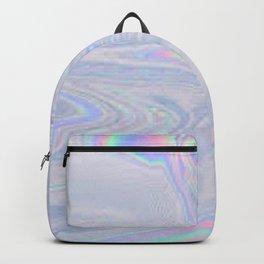 Oil Slick Drip Backpack