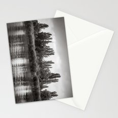 melancholic peace Stationery Cards