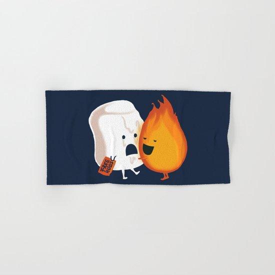 Friendly Fire Hand & Bath Towel