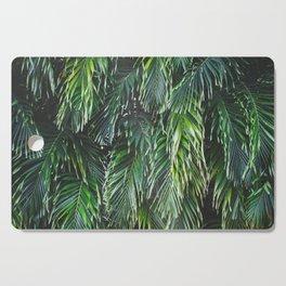 Tropical Foliage Cutting Board