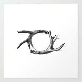 circle of strife Art Print